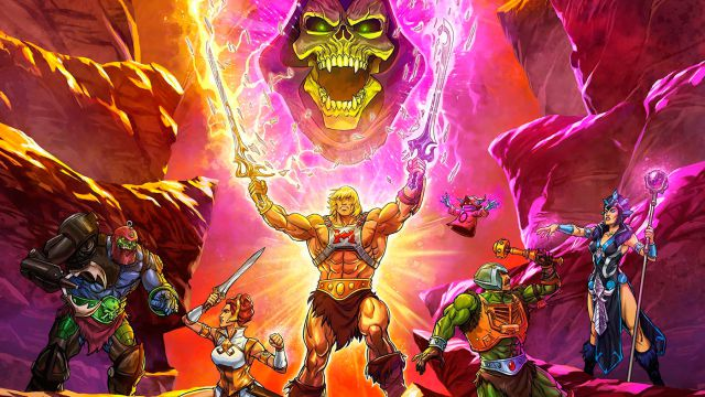 Masters of The Universe: Revelation by @Kinoel82